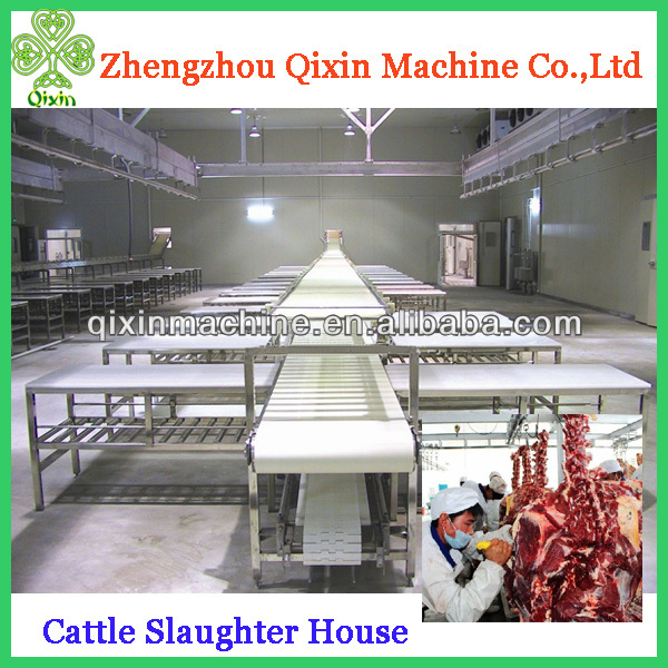 QIXIN Selling Cattle Slaughter House