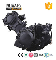 4 stroke water cooled with reverse gear Zongshen atv engine 350cc