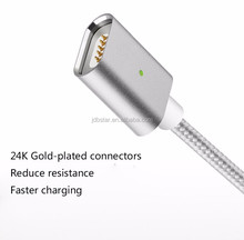 For iPhone 7/7plus fast charge 2.4A magnetic USB Cable Charger and Data Sync Cable