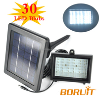 New 30 LED Ultra Bright Solar Light / Sensor Garden Light