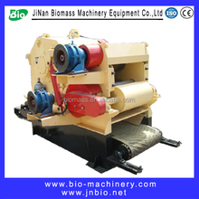 drum wood chipper/wood log cutting machine