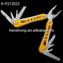 Industrial Equipment Hand Tools with Anodized Aluminum Handle Pliers