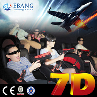 Fashionable games 6d cinema