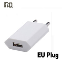 High quality 5V 1A travel wall USB charger Android for iPhone usb charger type c power adapter