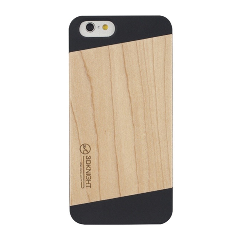 Fashion Design Wholesale Western Cell Phone Cases For iphone 3D Knight Handmade Protective Nature Wood Cover