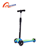 Brand new high quality double color three wheels kid kick scooter for sale