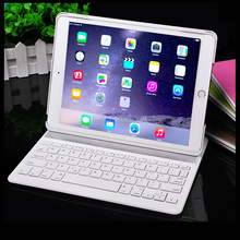9.7 inch Slim Keyboard Case For New iPad Magnetic Ultra Thin Wireless Bluetooth Keyboard Cover Case For New iPad