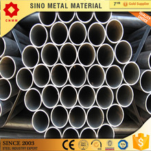 q235 steel specification/schedule 10 steel pipe/hot rolled black tube