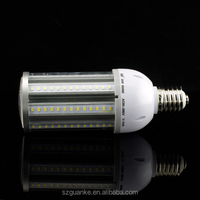 100W metal halide replacement 347V corn bulb led light 5 years warranty led outdoor wall lamps