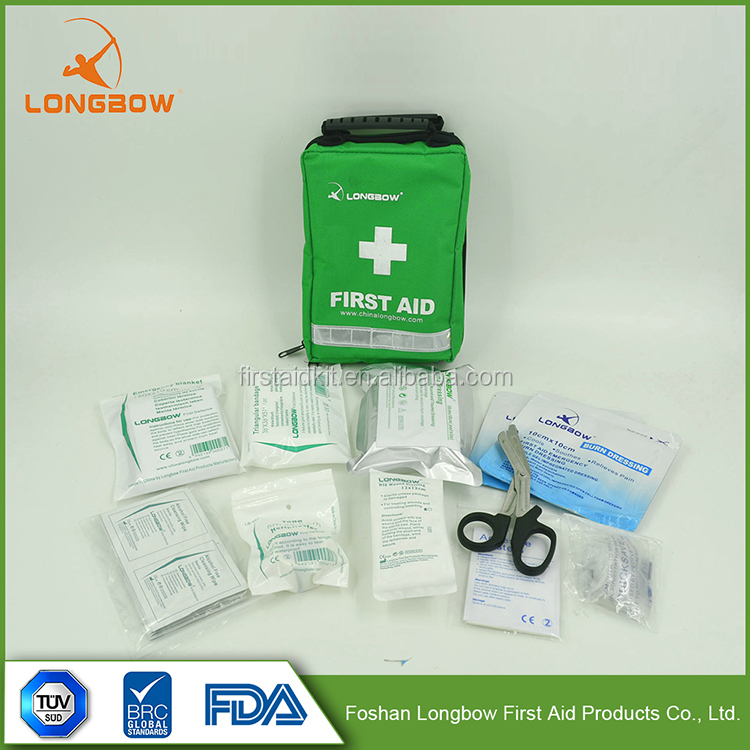 Made In China New Product Car Travel Emergency Kit