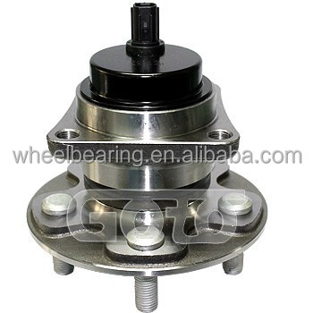Rear hub bearing for Toyota Corolla Altis and wish 42450-12170