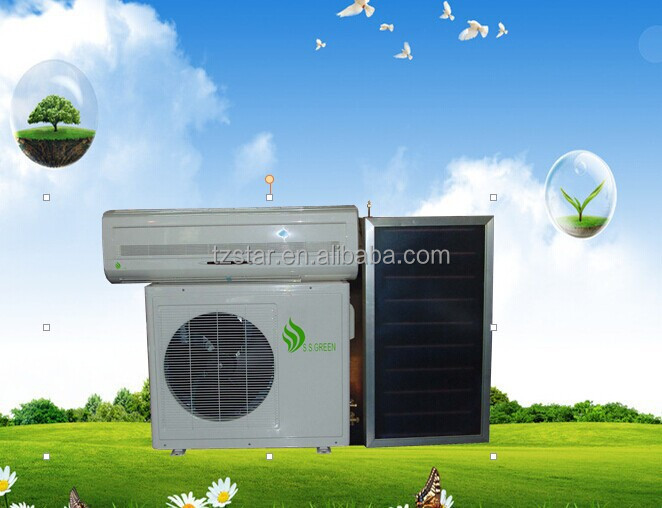 TKFR-26GW/BP Split Wall solar air conditioner for house use DC Inverter