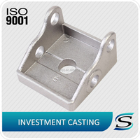 investment casting part / lost wax investment casting products process