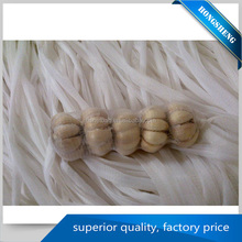 plastic mesh pp or pe mesh net bag for garlic fruit packing