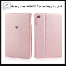 [XUNDD]Luxury PU Leather Tablet Flip Folio Cases for iPad Mini 4 with Card Slots