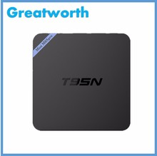 2016 T95N s905x 2g 8g Mini M8S pro android full hd 1080p media player smart tv box