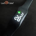 Led Pulse New Products Unisex Colorful Sports Simple Touch Digital Led Watch Silicone