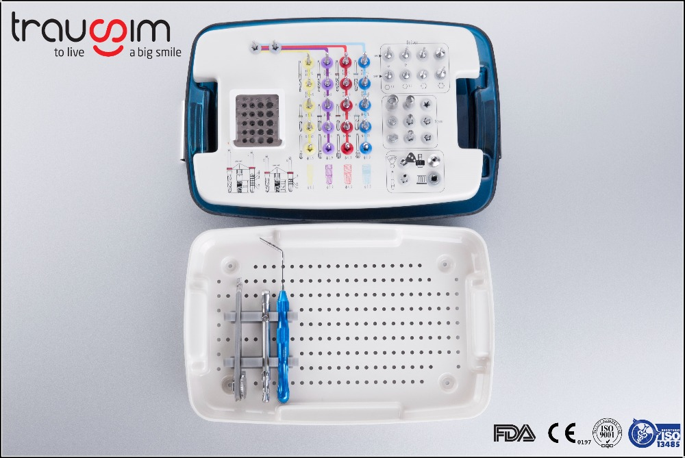 Steel Surgical Tools Kit With FDA and CE