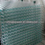 Borosilicate Clear Glass Tube in Packaging