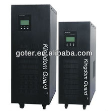 LCD high frequency online UPS power supply 15KVA,ups battery