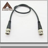 Whole sale cctv bnc male to bnc male cable