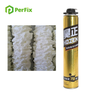 High density 750ml one component fireproof tile adhesive