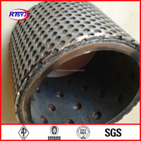 "5-1/2"" API 5CT J55 Perforated Casing Pipe for Oil Well Filter"