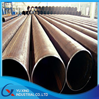 a672 gr.c70 cl10 lsaw pipe/45#carbon lsaw steel material