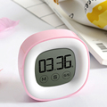 Logo printed promotional countdown magnetic digital kitchen timer