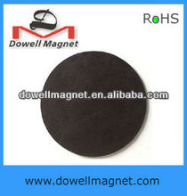 round rubber magnet
