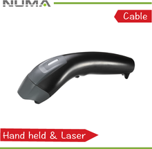 Tiwan Hand held laser cabled Barcode Scanner RS232
