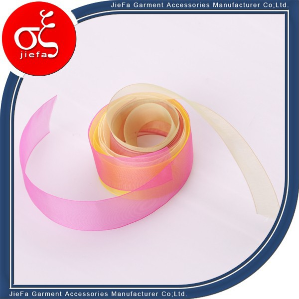 Customized Non-woven Printed Label Ribbon