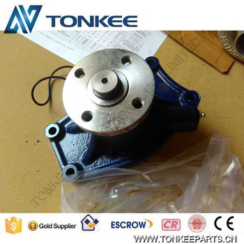 6D34T Coolant Pump & 6D34 Engine Water Pump for HD820-2
