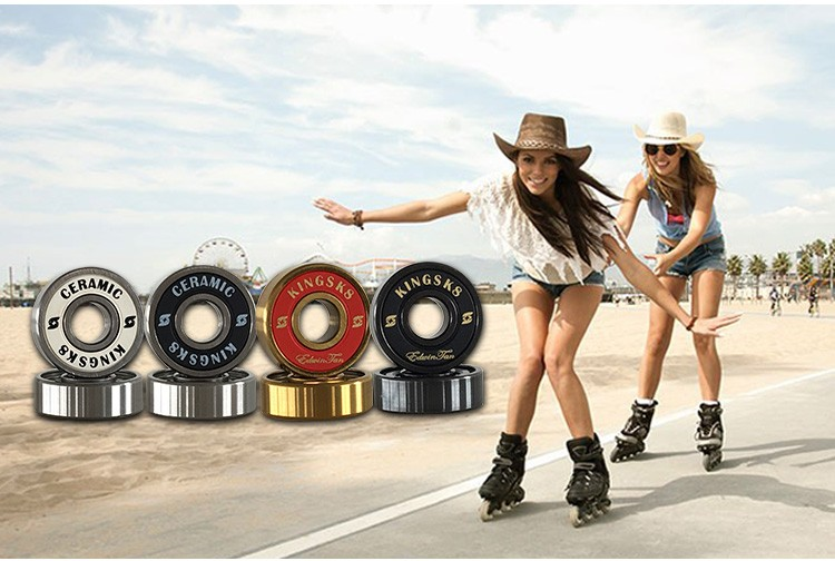 ABEC-5 Best price land roller skate bearings for land roller skate