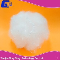 Polypropylene staple fiber price, 100 virgin polypropylene fiber
