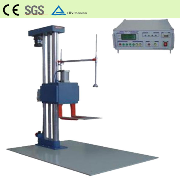 Hot sale impact & drop weight testing machine