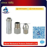 Multifunctional cnc machining parts manufacturing with CE certificate