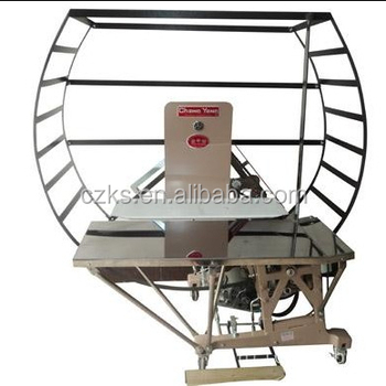Small power and reliable performance Baling machine