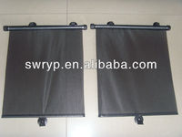roll up auto windshield shade