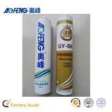 Best selling Famous Aofeng Brand GP General Purpose One Component Neutral Acetic Cure Silicone Adhesive