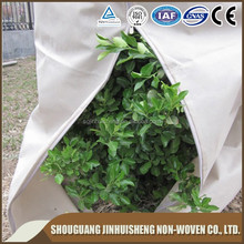 Plant protection bag in Zipper type garden landscape used PP Non Woven Fabric