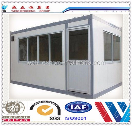 Mobile container 20ft show room/cafe shop/house/home/office for sale