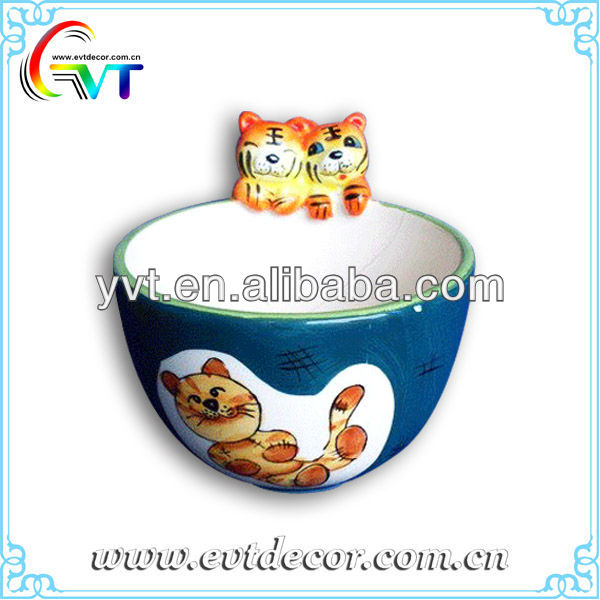 Ceramic Salad Bowl