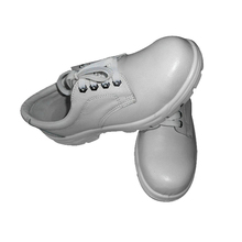 Nurse shoes mid ankle white safety work boots