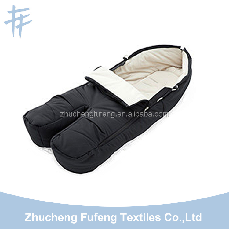 wholesale washable foot muff for baby stroller