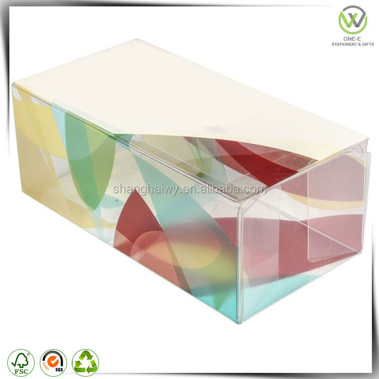 OEM&ODM plastic soft small clear boxes