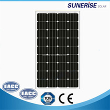 china factory cheap price monocrystalline 36cells china solar panel cost