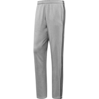 Mens Sports Polyester Track Pants Slim Fit Polyester Jogger Sweatpants With Side Stripes