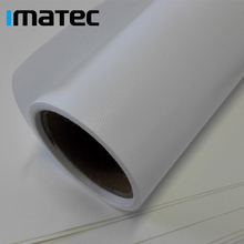 Waterproof 260gsm Glossy Polyester Printing Canvas Roll for HP Latex Inks