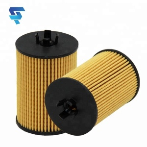 car engine parts lube filter oil for generator Ben-z 266 180 00 09